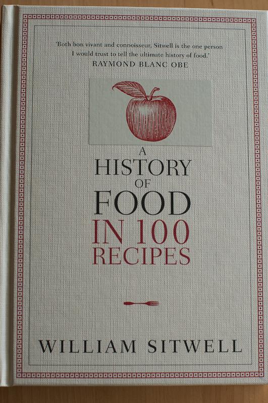 A History of food review - www.mycustardpie.com