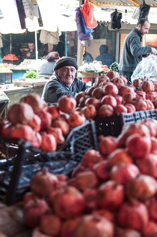 Tbilisi market Georgia - My Custard Pie