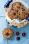 Cherry-almond-spelt-muffins-mycustardpie.com-5