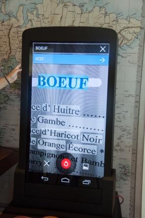 Using Google translate for menus and more - mycustardpie.com