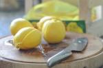 How to make preserved lemons - My Custard Pie