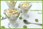 a gooseberry fool in minutes on Eat Your Veg