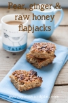 Pear and gingerflapjacks-4