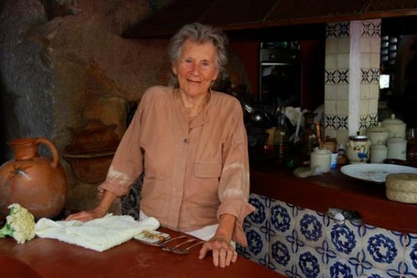 Cookbook author Diana Kennedy