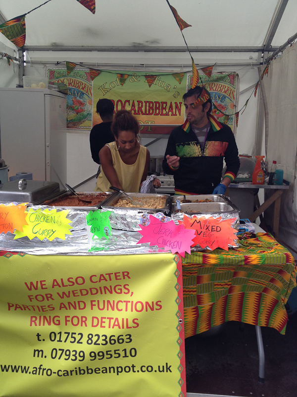 Flavour Fest Plymouth mycustardpie.com