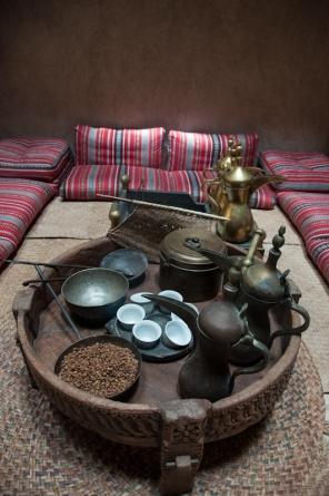 Coffee museum - Visiting Dubai Creek - MyCustardPie.com