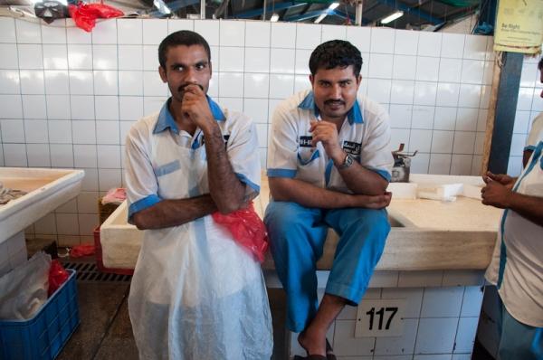 Dubai fish market - Visiting Dubai Creek - MyCustardPie.com