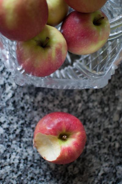 Apples - 1000 Juices cookbook review - mycustardpie.com