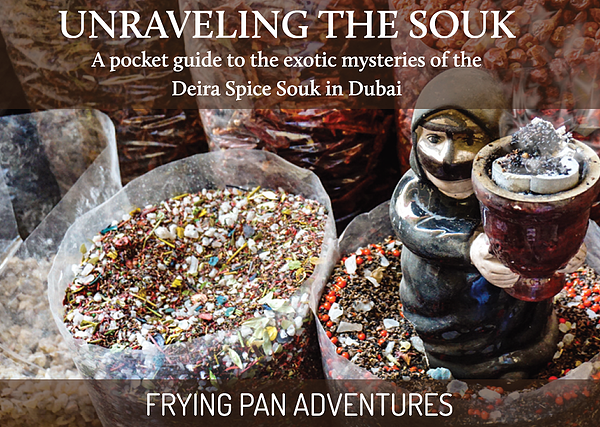 unravelling the souk