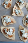 Blue cheese and pear dante chips – My CustardPie-2