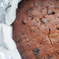 How to bake your Christmas cake - take it slow