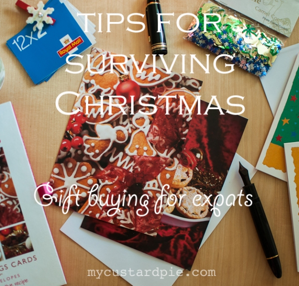 Tips for surviving Christmas - mycustardpie