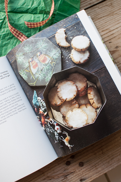 Do-ahead Christmas cookbook review - mycustardpie