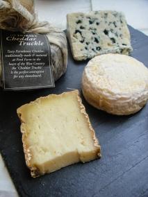 Christmas Cheese board - My Custard Pie