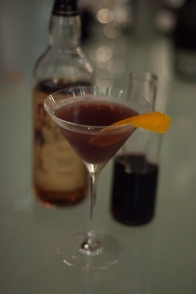 Christmas Cocktails at Gaucho