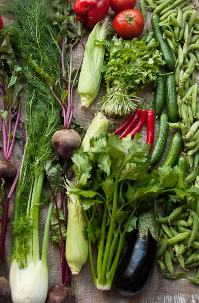 farmers market dubai organic veg