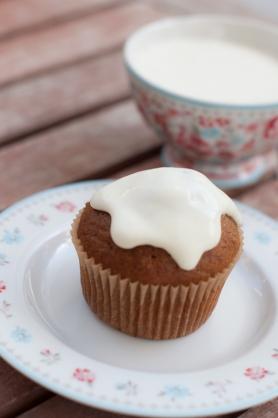 butternut squash muffins -mycustardpie.com