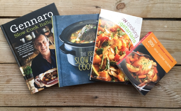 Slow cooking cookbooks review - mycustardpie.com