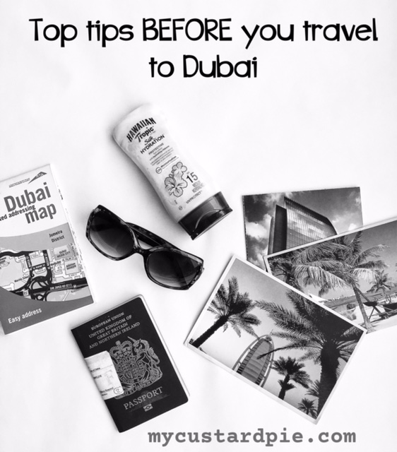 Visiting Dubai? Top tips on what to do before you travel