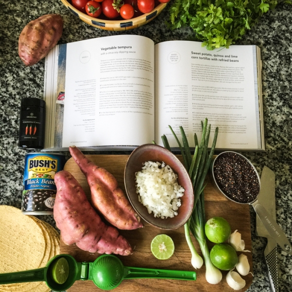 vegan cookbook review on mycustardpie.com
