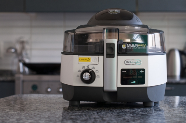 Delonghi Multifry review and recipe - mycustardpie.com