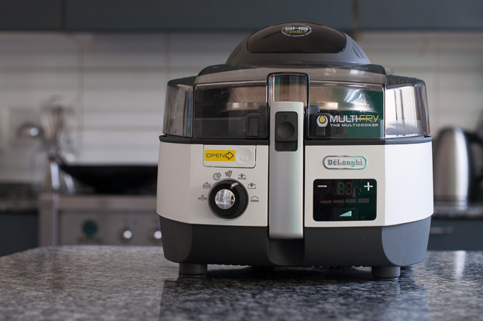 delonghi multifry review and recipe