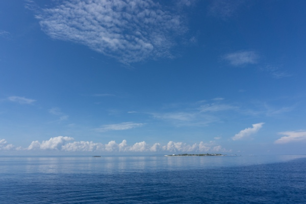 Off the island of Cebu in the Philippines