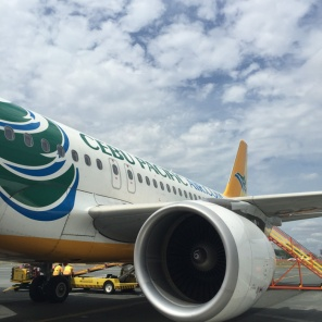 Cebu Pacific - a low-cost airline to the Philippines - find out more on mycustardpie.com