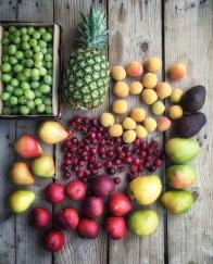 Seasonal fruit - In my kitchen - mycustardpie.com
