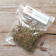 Tarragon tea - In my kitchen - mycustardpie.com