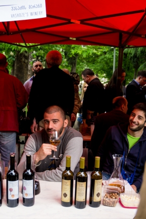 New Wine Festival 2015 Tbilisi on mycustardpie.com