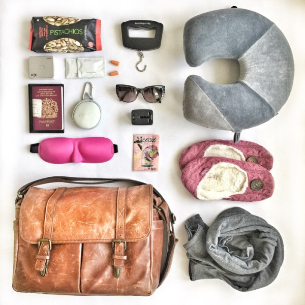 What to pack in your hand luggage especially when flying on low-cost airlines. Read more on mycustardpie.com