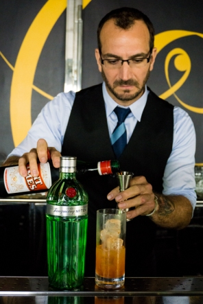 World Class UAE gin cocktails - on mycustardpie.com