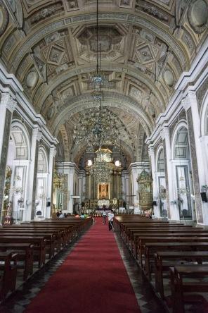 Inside San Augustin