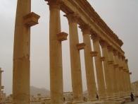 Palmyra in Syria on mycustardpie.com