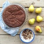 Chocolate and hazelnut torte on My CustardPie