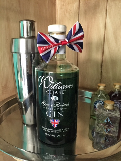 Williams Chase gin - mycustardpie.com