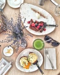 Breakfast at Frioul - My Custard Pie