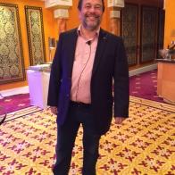 Michel Chapoutier at the Burj al Arab - My Custard Pie