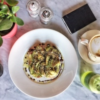 Baker and Spice Jumeirah - My Custard Pie