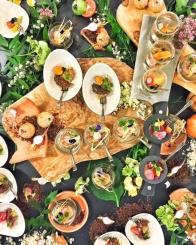 A feast from Russell Impiazzi at fotodubai2015- My Custard Pie