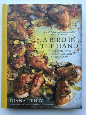 A Bird in the Hand by Diana Henry - A review of all the cookbooks that made it onto my shelves in 2015 on mycustardpie.com