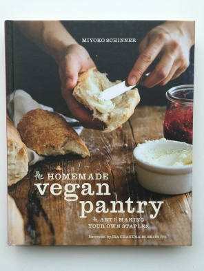 The Homemade Vegan Pantry - Cookbooks 2015 on mycustardpie