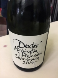 Dexter Mornington Peninsula Chardonnay - Australia Day fine wine tasting - read more on My Custard Pie