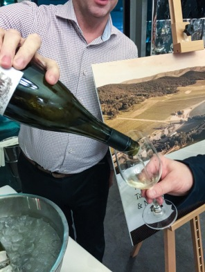 Australia Day fine wine tasting - read more on My Custard Pie