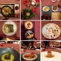Ishita's nine course Bengali feast at Rang Mahal - more about December food experiences on mycustardpie.com