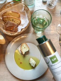 Extra Virgin Olive Oil from OM's olive groves
