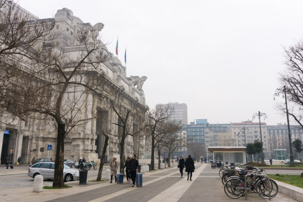 Milano Centrale Railway Station - on mycustardpie.com