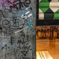 Graffiti in Milan Italy on mycustardpie.com