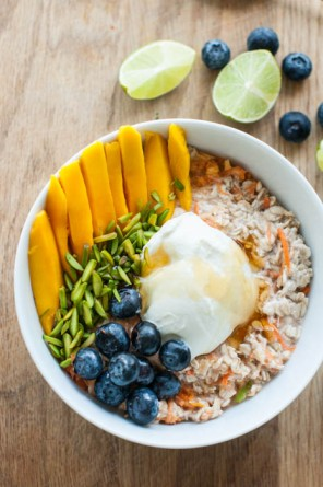 Butternut Bircher Muesli recipe on mycustardpie.com